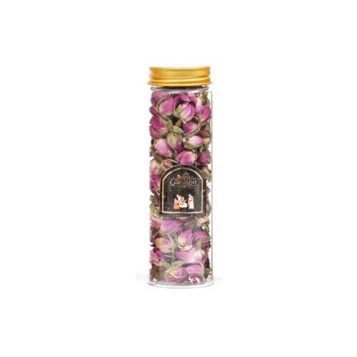 گل محمدی شیشه ای 30 گرمی