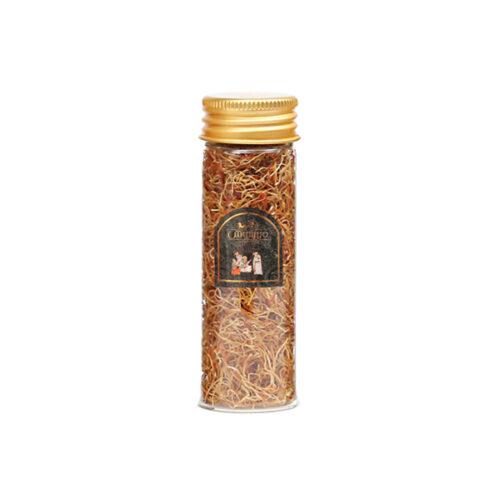 ریشه زعفران شیشه ای 6 گرمی مهرآنوش